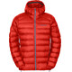 """Norrøna M's Lyngen Lightweight 750 Down Jacket Crimson Kick"""
